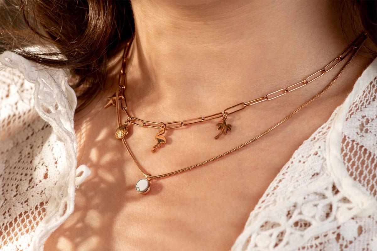 Bohemian Paradise - iXXXi necklaces