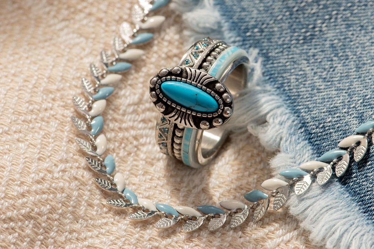 Bohemian Paradise - Turquoise dream