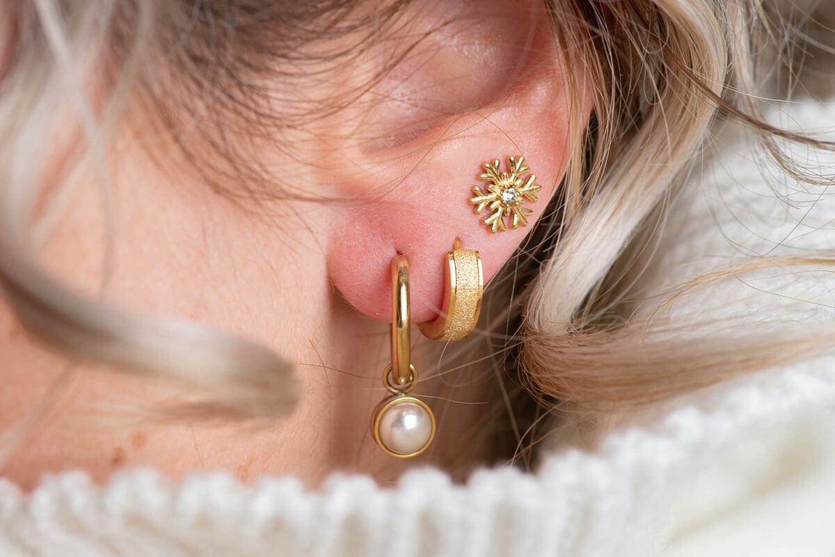 iXXXi JEWELRY - frosty earparty