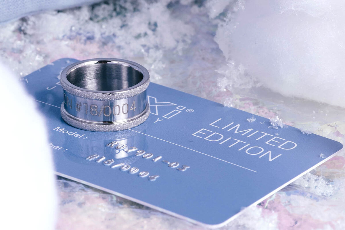 iXXXi JEWELRY - Limited Edition base ring
